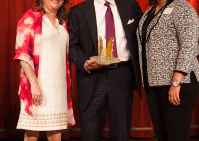 Shannon White, Senator José Menéndez, Andrea M. Marks