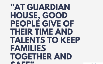 Guardian House Client Testimonial